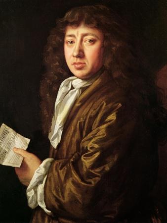 Portrait of Samuel Pepys