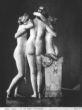 Three Graces, 1812-16