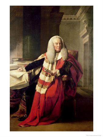 Portrait of William Murray