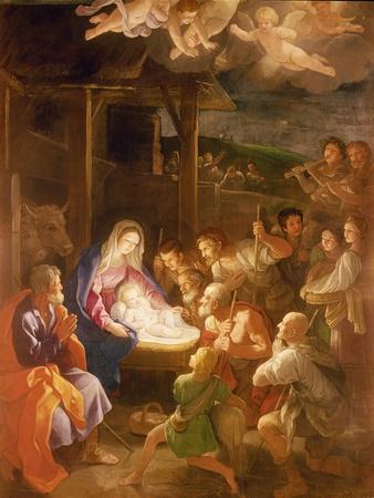 The Nativity at Night, 1640
