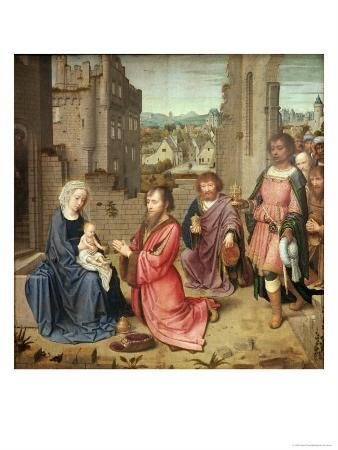 Adoration of the Kings, 1515