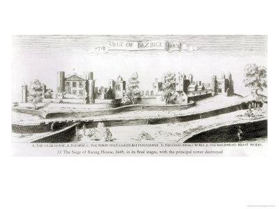 The Siege of Basing House, 1645