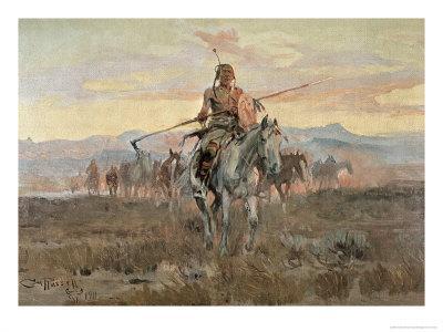 Stolen Horses, 1911