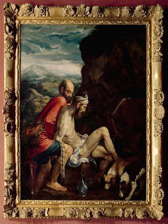 The Good Samaritan, c.1550-70