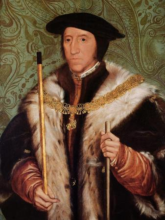 Portrait of Thomas Howard, 1539