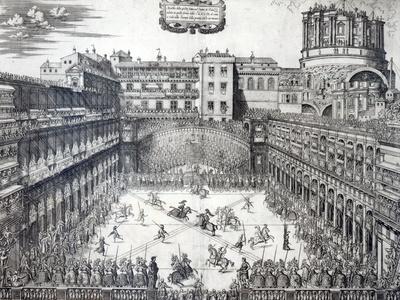 Jousting, 1565