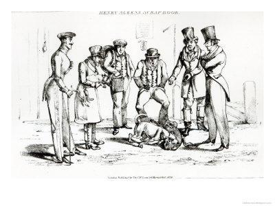 Dog Fight, 1824