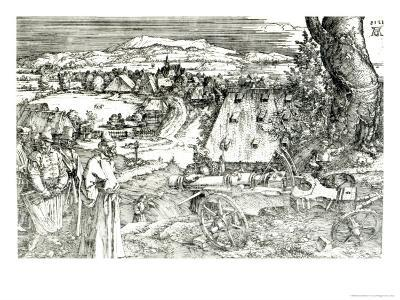 Landscape with Cannon, 1518