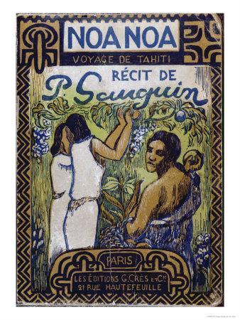 Cover Illustration of Noa Noa