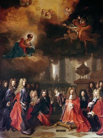 Ex-Voto, 1696