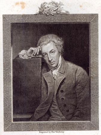 Portrait of William Hayley