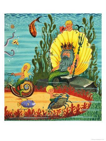 Mermaid Folk