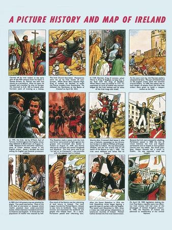 Picture History of Ireland