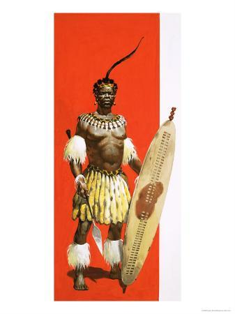 Shaka, the Zulu Warrior