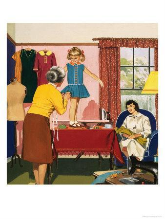 Tailor and Dress Maker