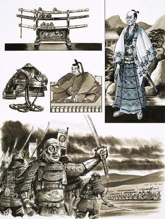 The Samurai's Trade is Robbery and Violence