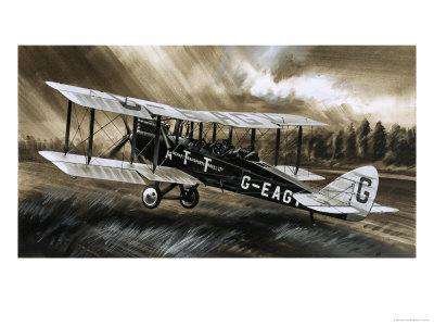 De Havilland DH98 of Aircraft Transport and Transport