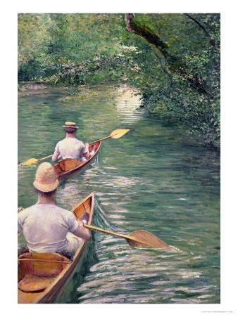 The Canoes, 1878