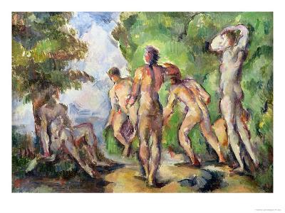 Bathers, c.1892-94