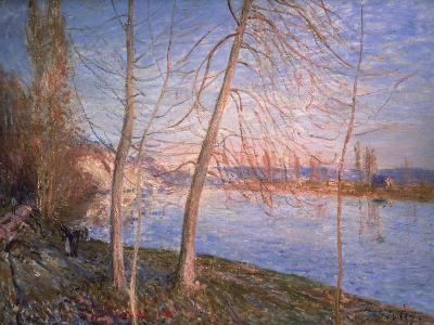 Winter Morning, 1878
