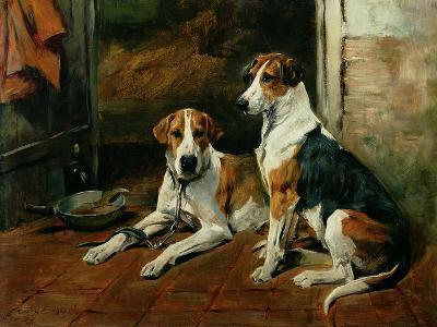 Hounds in a Stable Interior