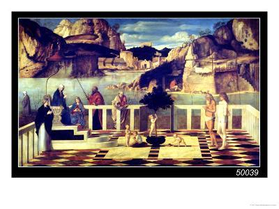 Sacred Allegory, c.1487