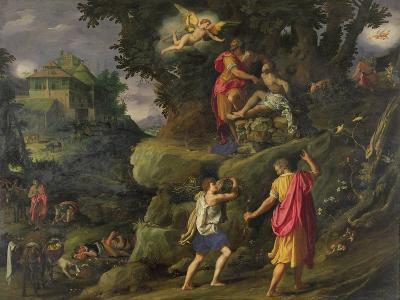 Sacrifice of Isaac, 1601