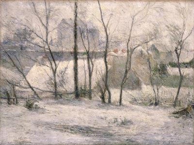 Winter Landscape, 1879
