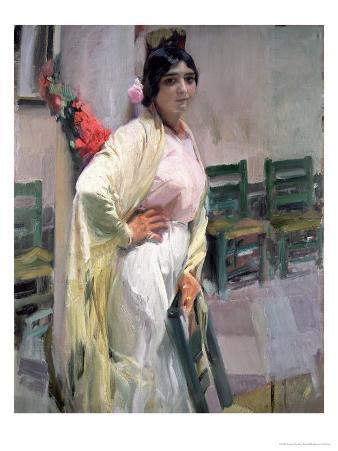 Maria, the Pretty One, 1914
