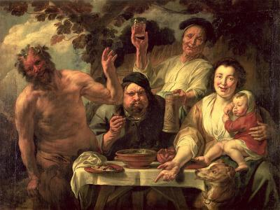 The Satyr and the Peasants