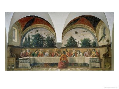 The Last Supper, 1480