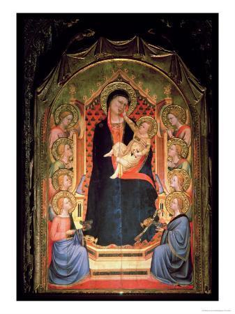 Madonna and Child, 1347