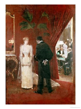 The Private Conversation, 1904