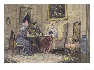 Scandal and Tea, Published 1893