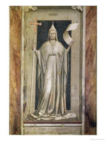 Faith, c.1305