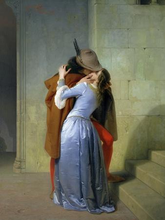 The Kiss, 1859
