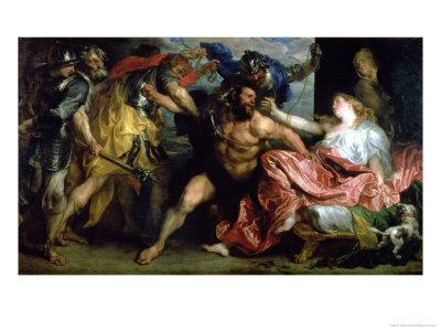 The Arrest of Samson, c.1628/30