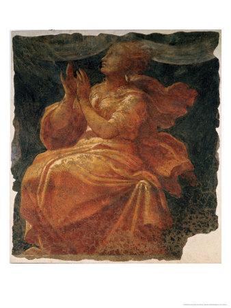 Allegorical Figure of a Virtue