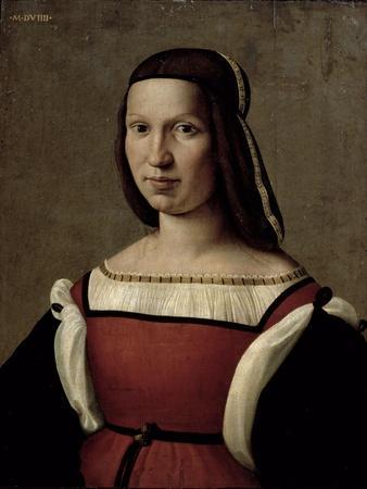 Portrait of a Woman, 1509
