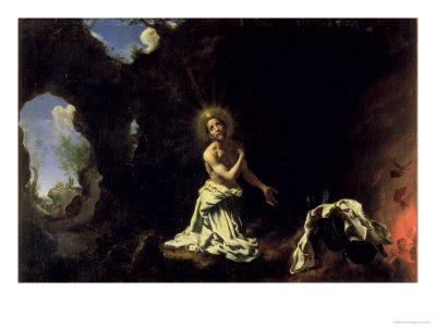 St. Dominic Penitent
