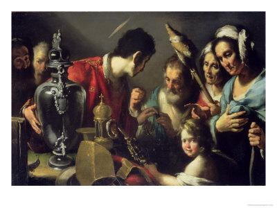 The Charity of St. Lawrence