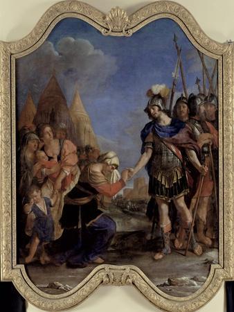 Volumnia Before Coriolanus, 1643