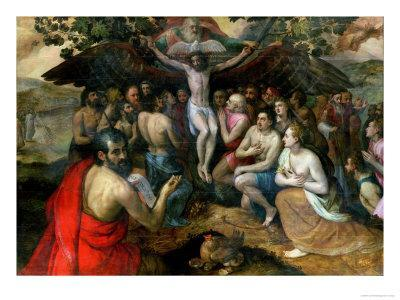 Allegory of the Trinity