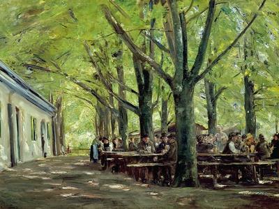 Country Brasserie, Brannenburg, Bavaria, c.1894