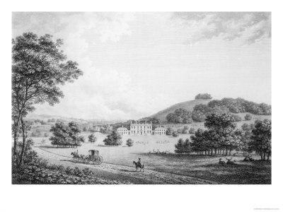 Godmersham Park, Kent, the Seat of Thomas Knight Esq., Pub. in 1785