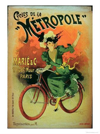 Cycles de La Metropole, Marie and Co