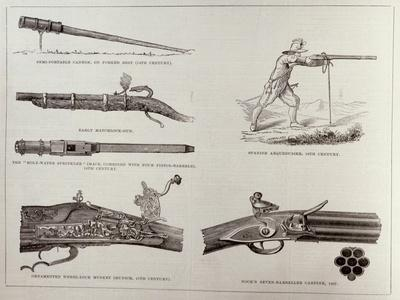 The Gun and Its Development, from The Illustrated London News, 17th September 1881