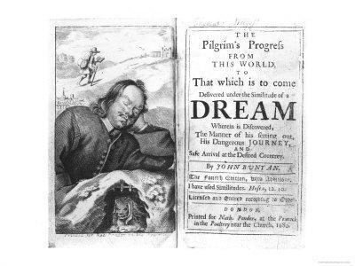 Frontispiece of The Pilgrim's Progress by John Bunyan