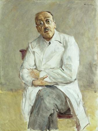 The Surgeon, Ferdinand Sauerbruch, 1932
