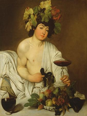 The Young Bacchus, c.1589